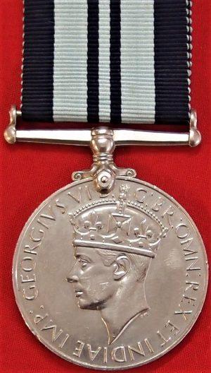 WW2 BRITISH ARMY WAR MEDAL 1939 - 1945 INDIA SERVICE