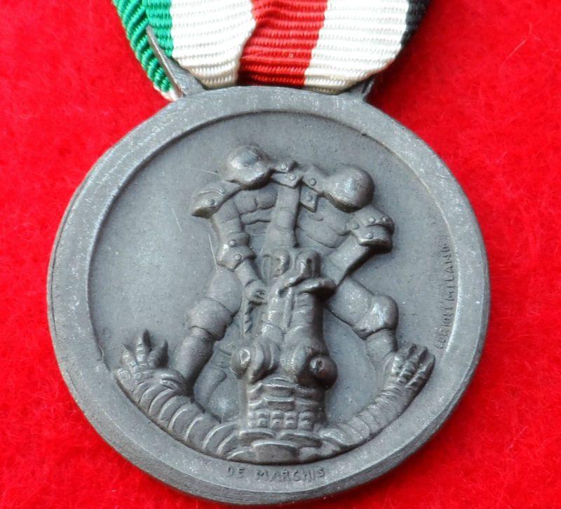 Ww2 German Italian Afrika Korps Campaign Medal Jb