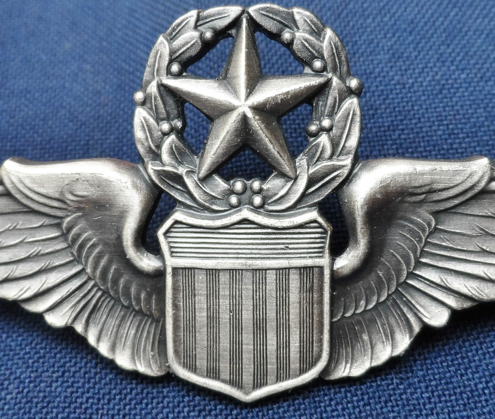 US AIR FORCE MASTER-COMMAND PILOT QUALIFICATION WING