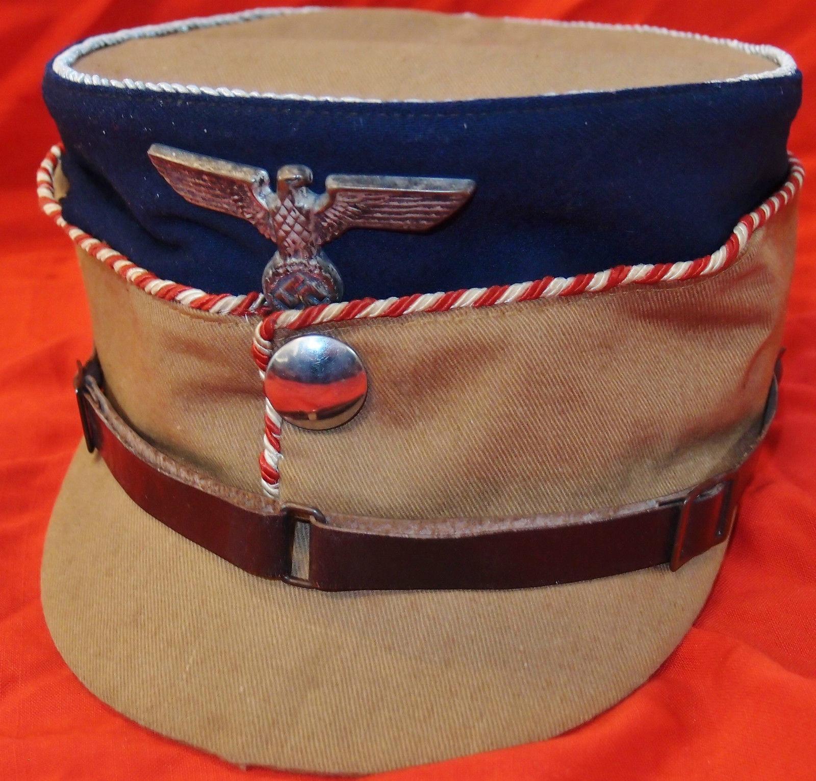 3ac5df4af70 GERMAN 1930 S SA OFFICER S KEPI HESSEN DARMSTADT – JB Military Antiques