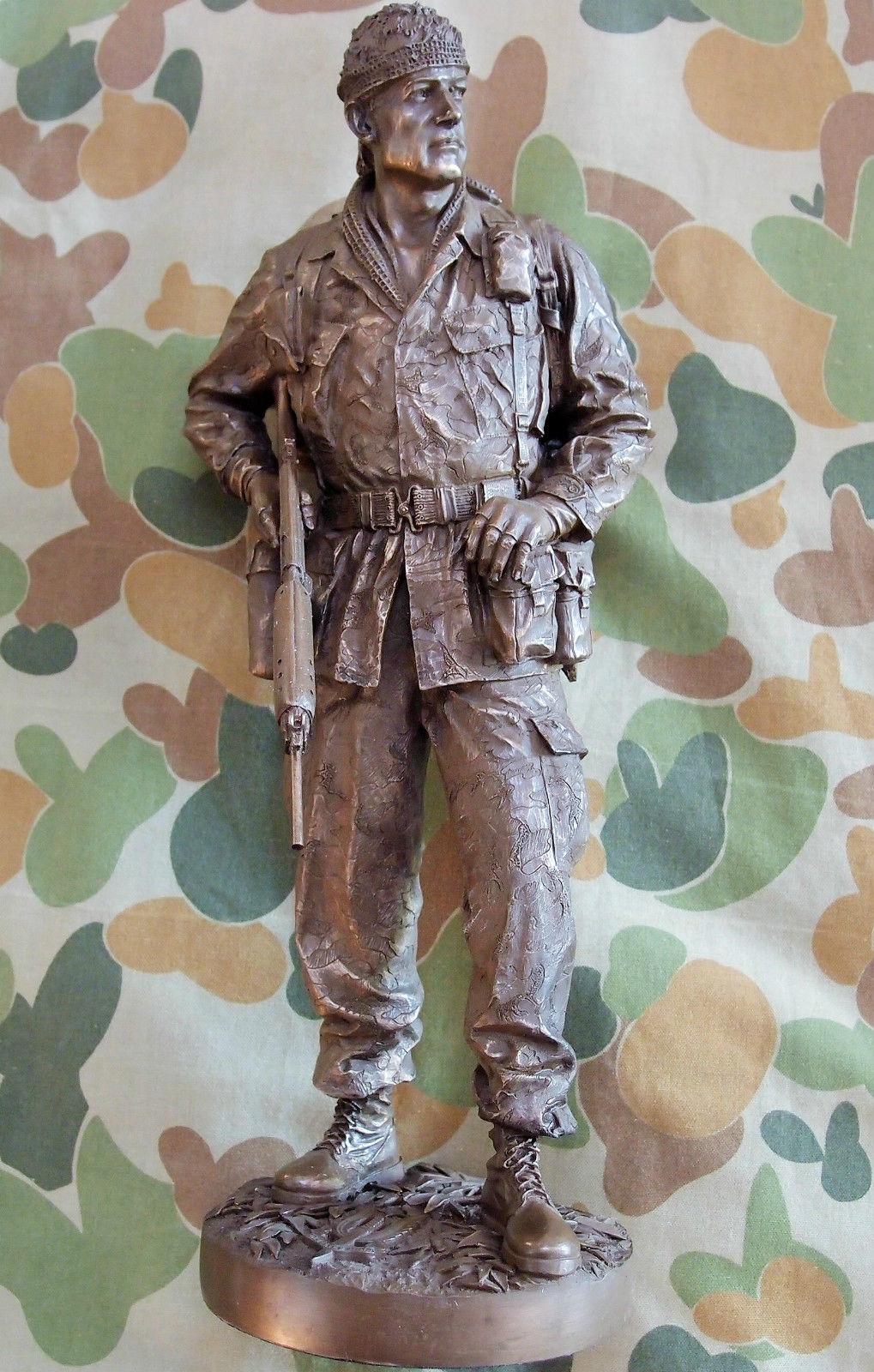 Australian Army Special Air Service Regiment Operator