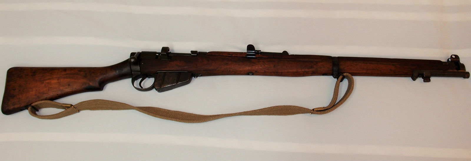 Ww2 Australian Lee Enfield 303 Rifle Jb Military Antiques