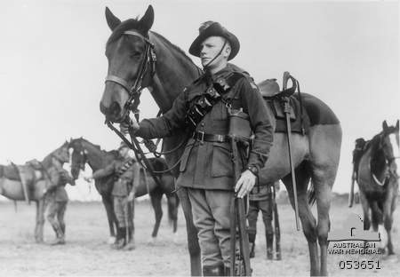 Ww1 British Or Australian Army 1908 Pattern Cavalry