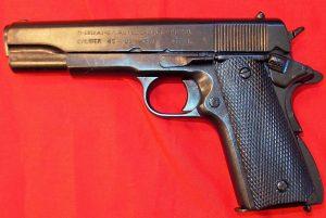 REPLICA M1911 US COLT HAND GUN PISTOL DENIX