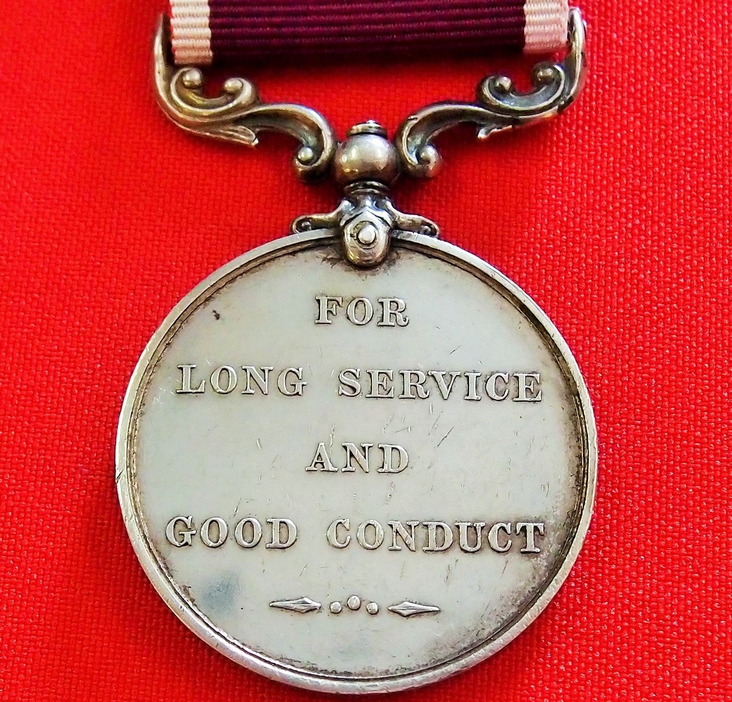 Us Marshal Auction >> WW1 BRITISH ARMY LONG SERVICE & GOOD CONDUCT MEDAL MAURICE HILLIER R.G.A. – JB Military Antiques
