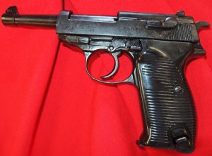 REPLICA WW2 GERMAN WALTHER P38 PISTOL BY DENIX