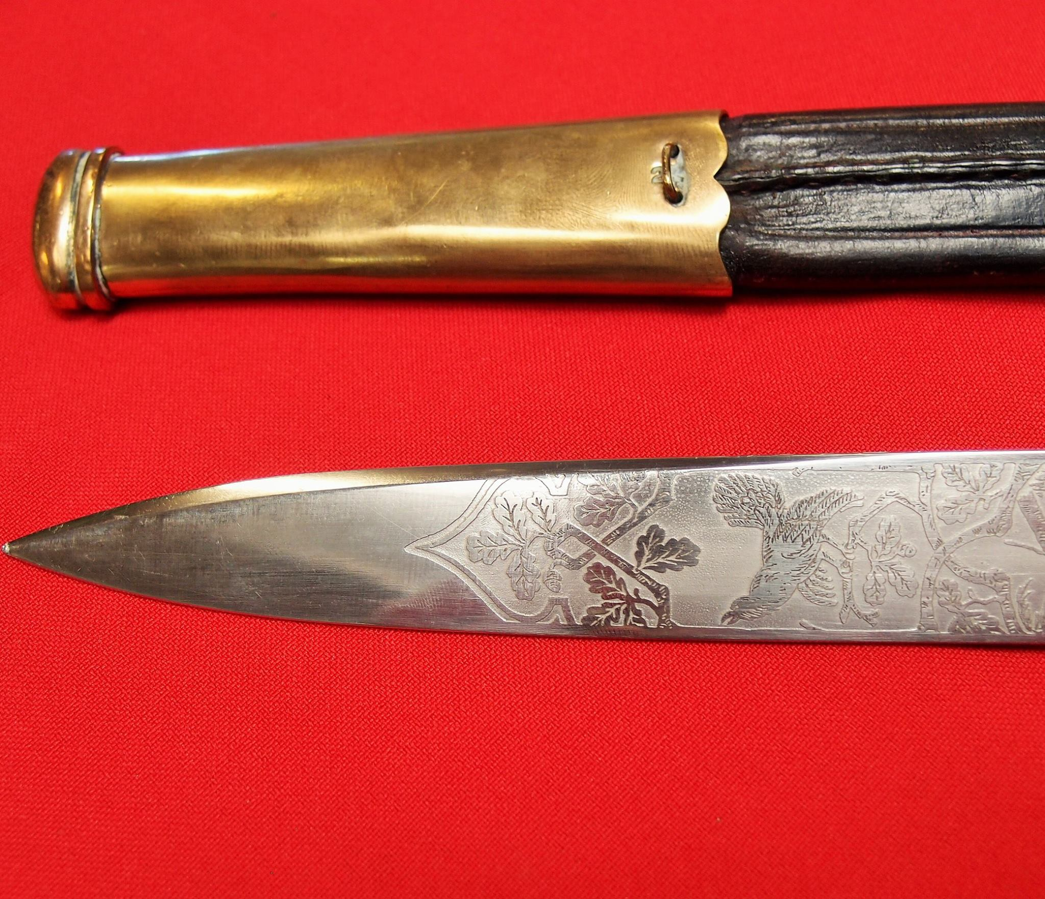 Sold Ww2 German Senior Forestry Official S Hunting