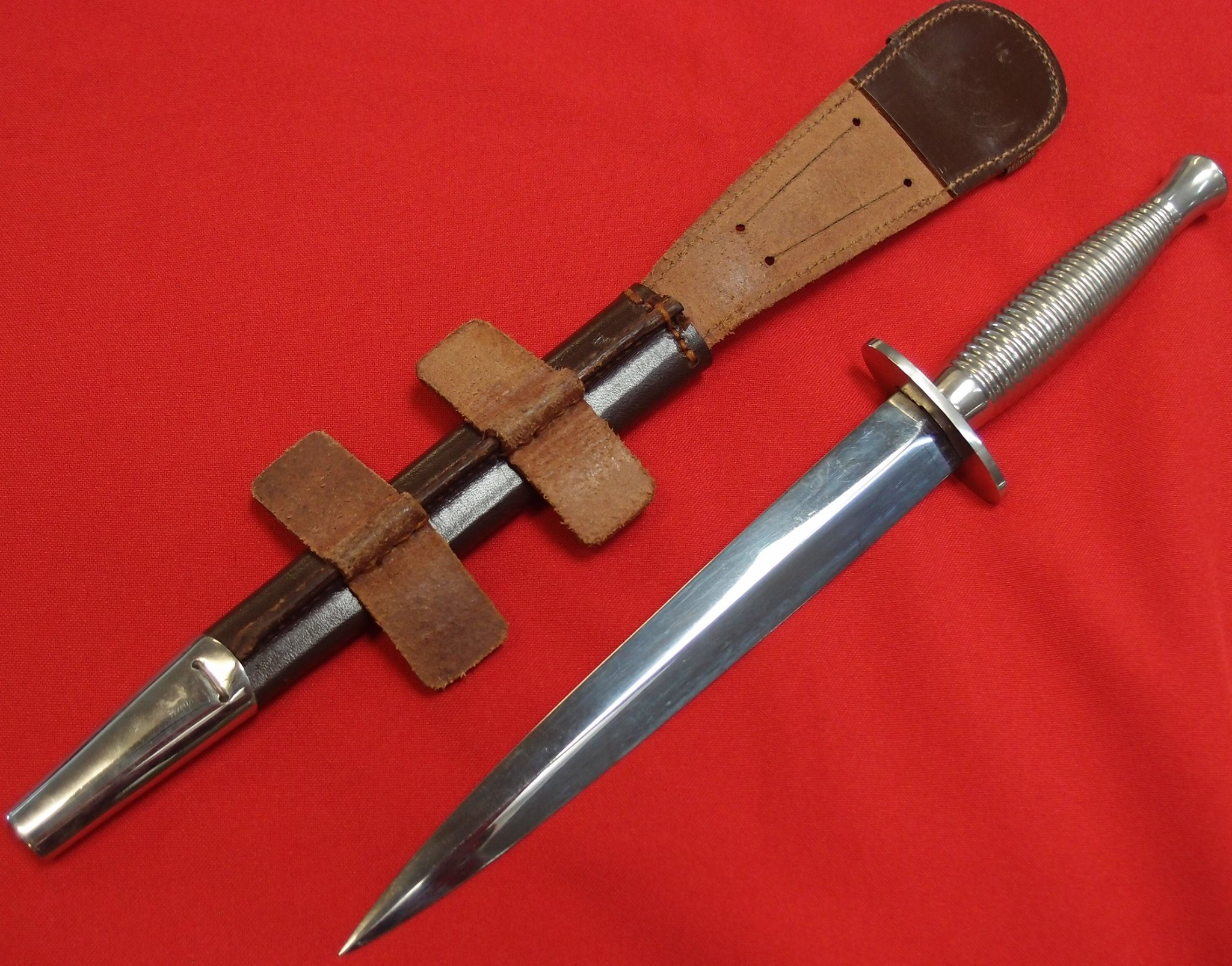 1970 S British Army Wilkinson Sword 3rd Pat Fs Combat