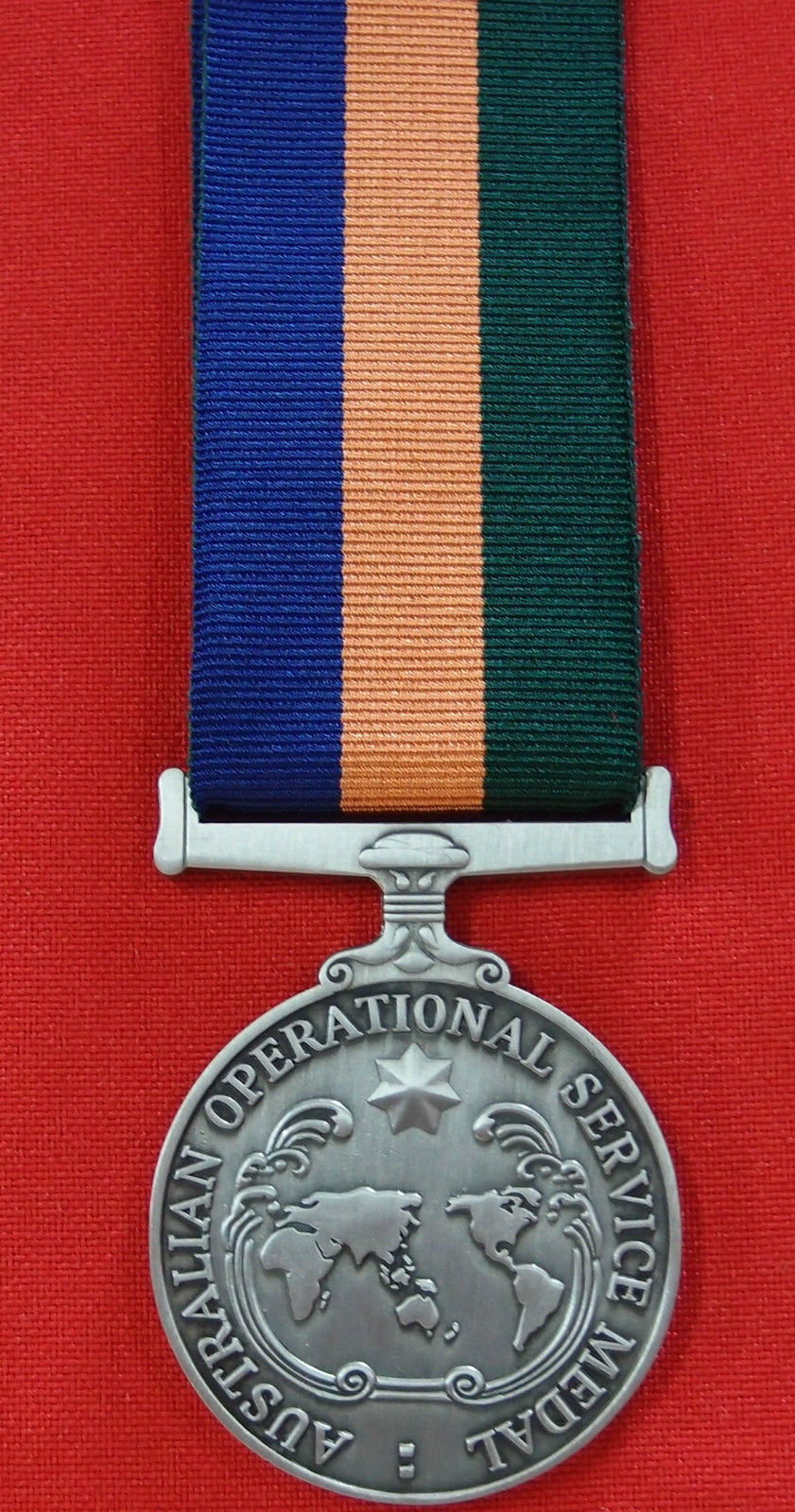 Australian Army Navy Air Force Operational Service Medal