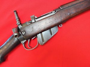 WW2 JUNGLE CARBINE RIFLE DEACTIVATED WITH MATCHING NUMBERS