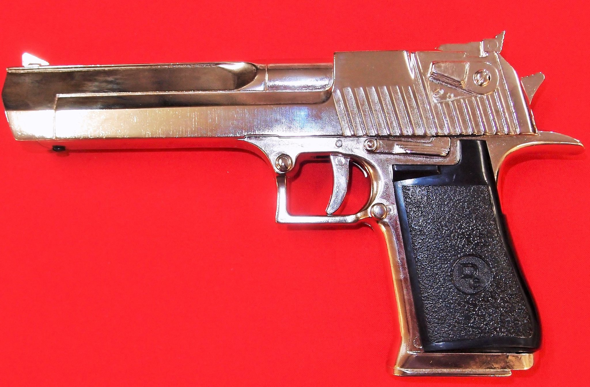 Denix Replica Desert Eagle Semiautomatic Pistol