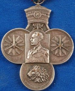RARE ETHIOPIA KOREAN WAR MEDAL MADE IN SWEDEN