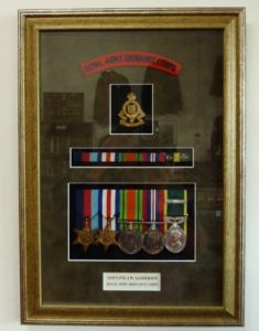 MEDAL MOUNTING & FRAMING