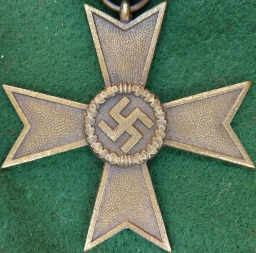 Sold ww2 nazi germany war merit cross without swords medal jb military antiques - German military decorations ww2 ...