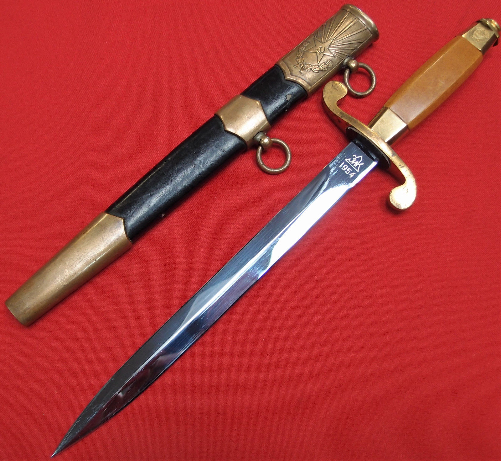 Post Ww2 Russian Soviet Union Army Officer S Dagger With