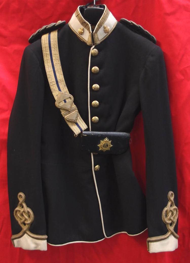 Pre Ww1 Era British Army Service Corps Officer S Parade