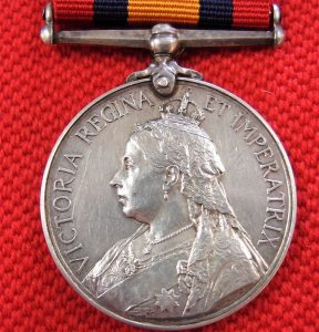 british-army-boer-war-queens-mediterranean-medal-3rd-battalion-west-yorkshire-regiment