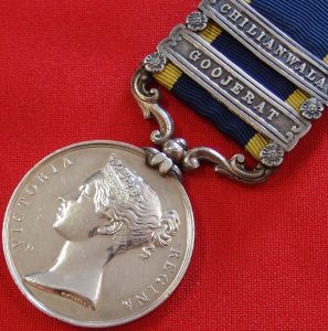 british-army-punjab-medal-61st-regiment-foot-south-gloucestershire-regt
