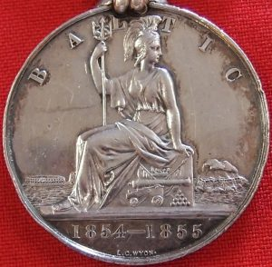 british-navy-or-royal-marines-1854-1855-baltic-campaign-medal