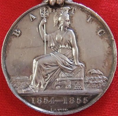 british-navy-or-royal-marines-1854-1855-baltic-campaign-medal