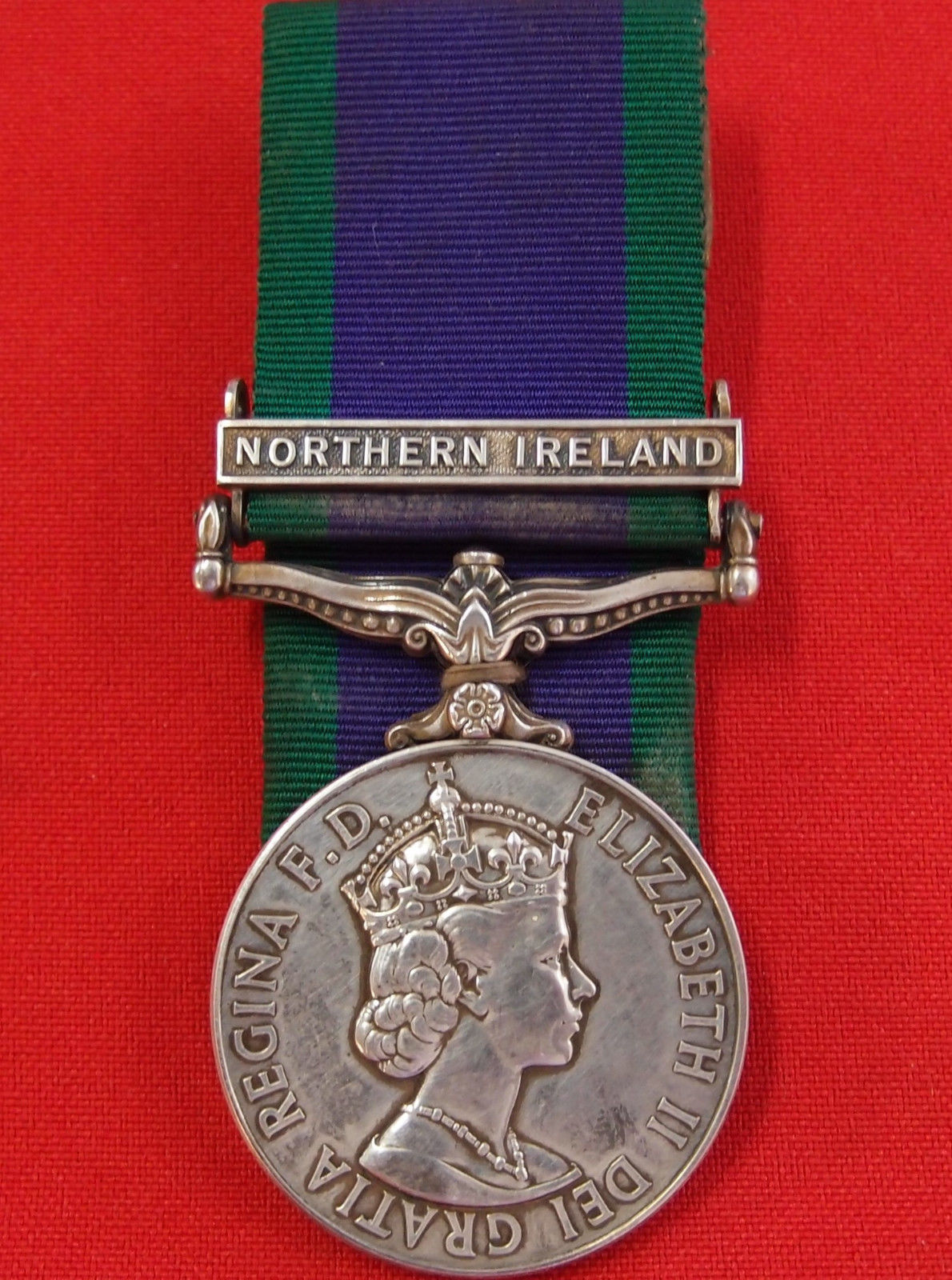 Northern Ireland General Service Medal British Army