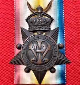 british-army-kabul-to-kandahar-star-1881