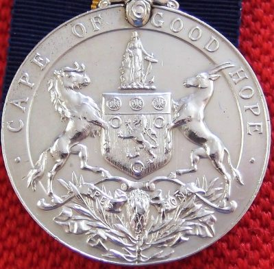 BRITISH CAPE OF GOOD HOPE GENERAL SERVICE MEDAL BECHUANALAND