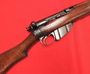 BSAC LEE ENFIELD NO.1 MARK 1 DEACTIVATED SERVICE RIFLE 1903 DATED