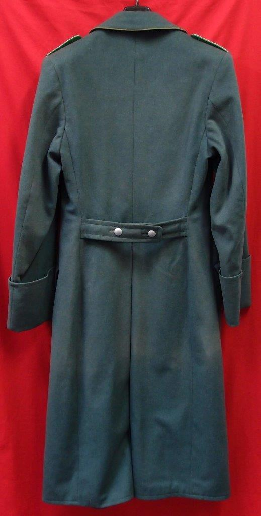Ww2 German Police Sergeants Greatcoat Jb Military Antiques