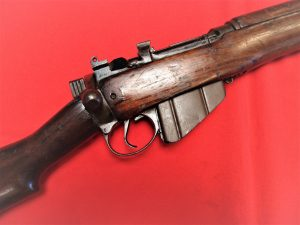 WW2 BRITISH AUSTRALIAN LEE ENFIELD NO.1 MARK 4 DEACTIVATED RIFLE