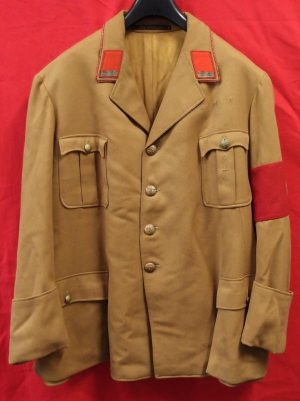 WW2 GERMAN N.S.D.A.P. MEMBERS TUNIC WITH ARMBAND