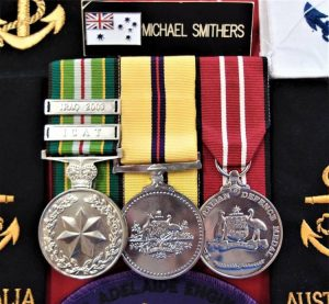 Australian War on Terrorism Navy Iraq Medal Group