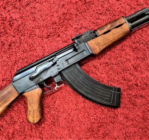REPLICA AK-47 RIFLE BY DENIX SEMI AUTOMATIC RIFLE
