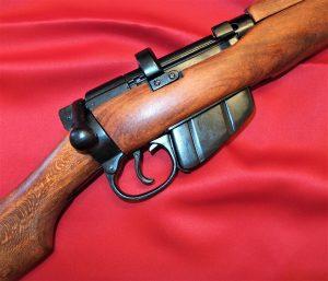 REPLICA WW2 .303 LEE ENFIELD SMLE RIFLE BY DENIX GUN 1