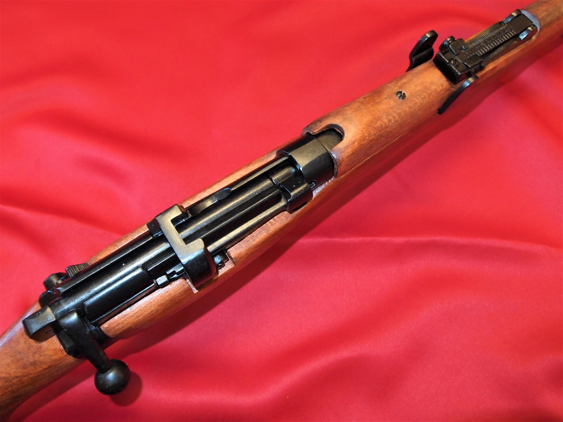 Replica Ww1 Ww2 303 Lee Enfield Smle Rifle By Denix Gun