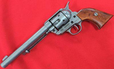 DENIX REPLICA GUN 1873 QUICK DRAW COLT PEACE MAKER REVOLVER PISTOL