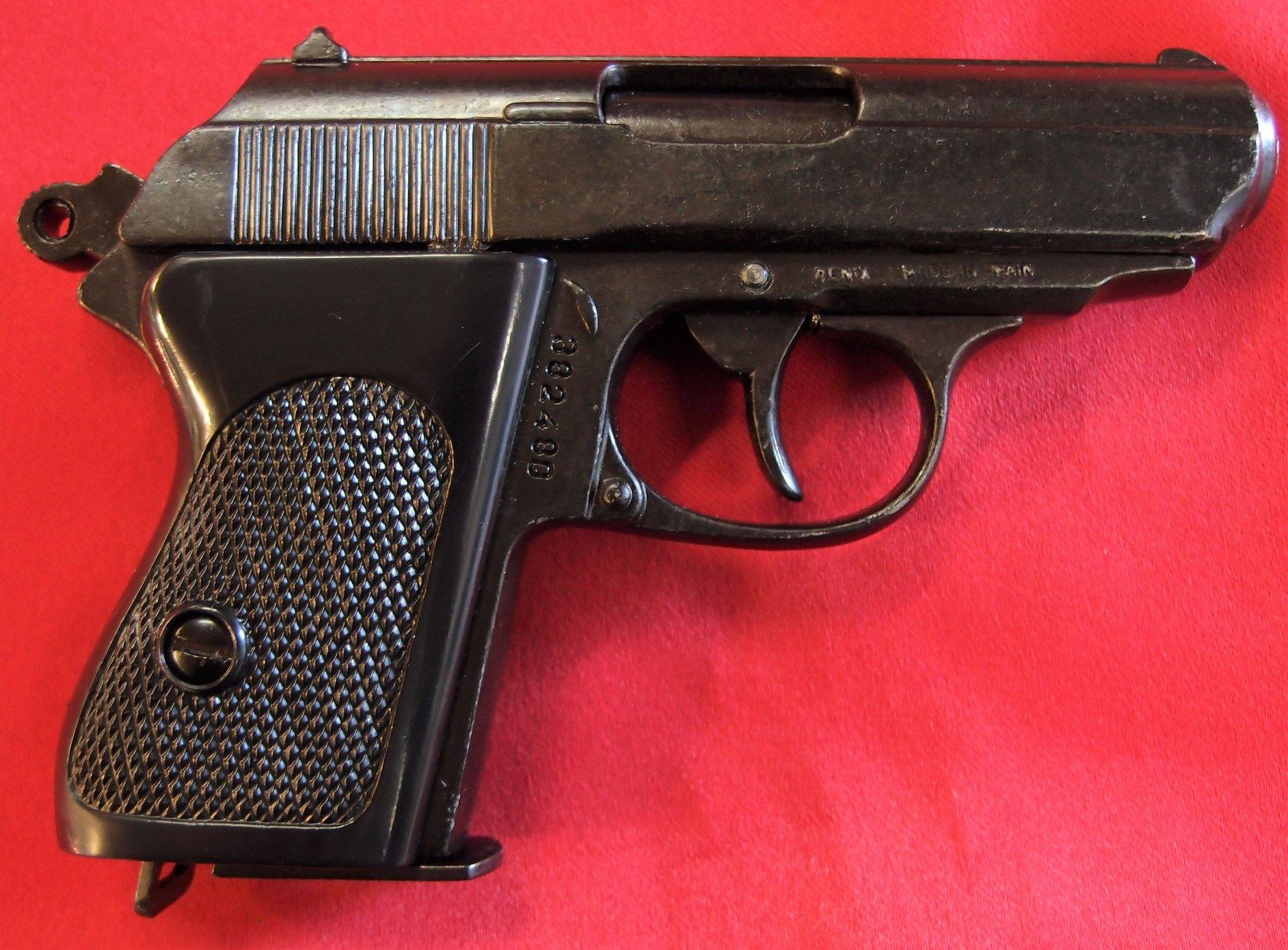 denix replica gun walther ppk james bond style pistol jb military