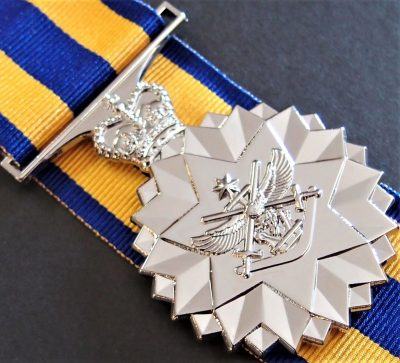 AUSTRALIAN DEFENCE FORCE SERVICE MEDAL ARMY NAVY AIR FORCE REPLICA ANZAC DFSM
