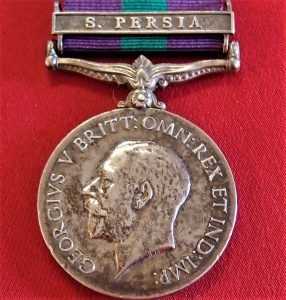 1918-62-BRITISH-GENERAL-SERVICE-MEDAL-WW1-SOUTH-PERSIA-CAMPAIGN-COKE-039-S-RIFLES