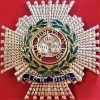 MILITARY GRADE KCB ORDER OF THE BATH NECK BADGE & BREAST STAR IN CASE MEDAL 3