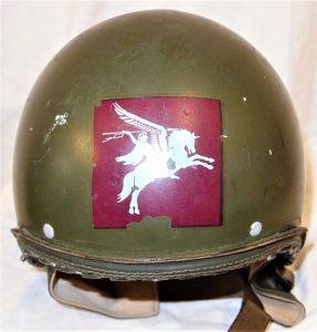 VIETNAM WAR ERA AUSTRALIAN 3RD BN RAR 1970'S UNIFORM PARATROOPER HELMET