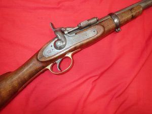 Deactivated 1875-dated 'Snyder' Tower Rifle Musket