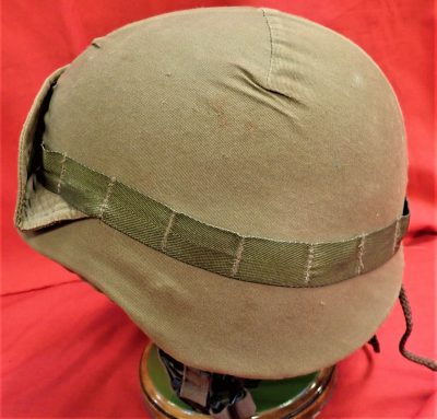 South African Defence Force Rosslyn Kevlar uniform protective helmet & cover