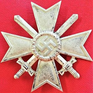 WW2 GERMAN WAR MERIT CROSS 1ST CLASS WITH SWORD