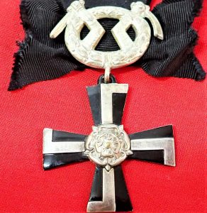 WW2 Finland Republic, Order of the Cross of Liberty 2nd type, Next of Kin