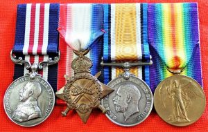 WW1 BRITISH ARMY MILITARY MEDAL GROUP TEASDALE 3 X WOUNDED IN ACTION & GASSED ROYAL ARTILLERY