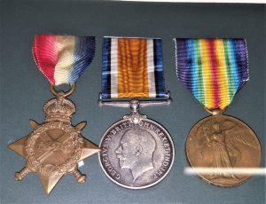 WW1 AUSTRALIAN GALLIPOLI 1ST DAY LANDER & WOUNDED MEDAL GROUP 400 PTE T WHITEAR ANZAC