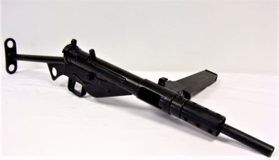 DENIX REPLICA.-BRITISH STEN SUBMACHINE GUN MARK II, 9 MM CALIBER