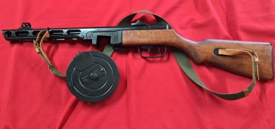 DENIX REPLICA WW2 PPSH-41 SUBMACHINE GUN, SOVIET UNION 1941