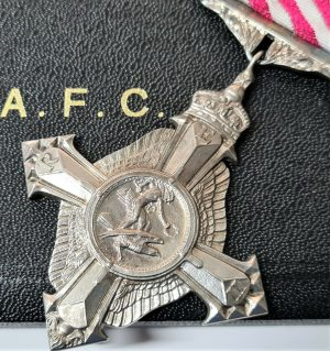 1993 DATED AUSTRALIAN BRITISH NEW ZEALAND CANADA CROSS MEDAL ANZAC AFC